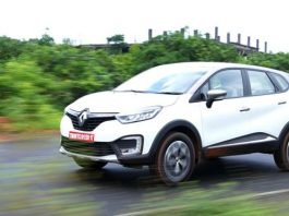 Renault Captur motion 1