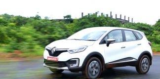 Renault Captur motion 1