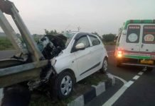 Tata Tiago Crash