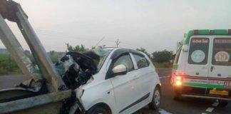 Tata Tiago Crash