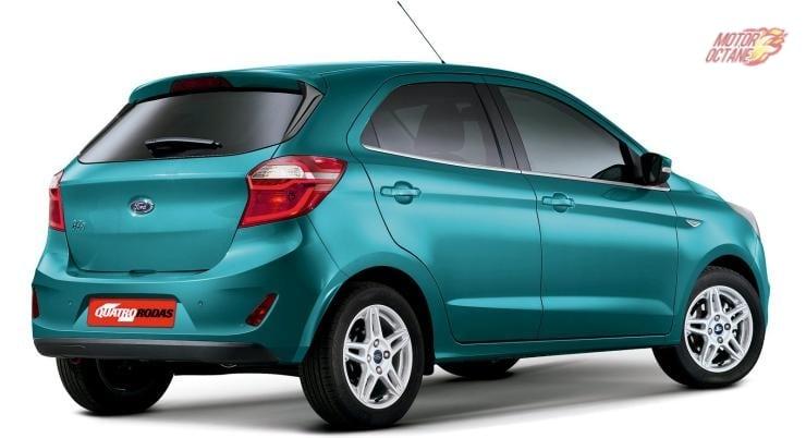 2018 Mondeo Facelift >> 2018 Ford Figo facelift launch mid 2018 » MotorOctane