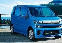 MAruti Wagon R 2018