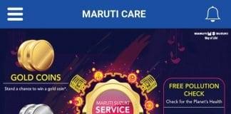 Maruti Care App
