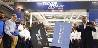 Tata Tigor electric