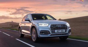 2018 Audi Q5 India motion