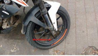 KTM 125 Wheel