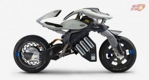 Yamaha Electric bike India