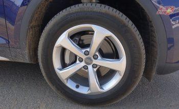 2018 Audi Q5 tyre