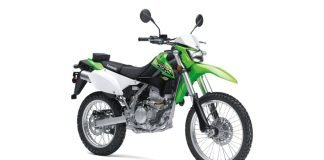 2018 Kawasaki KLX 250 India