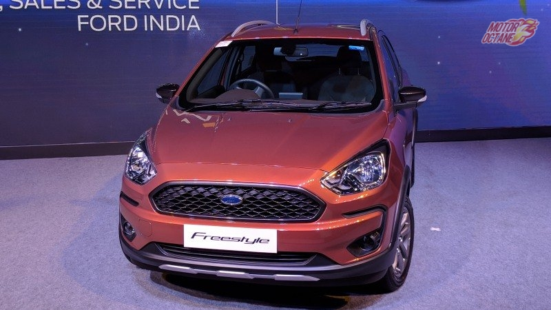 Ford Freestyle Price In India Launch Date Features