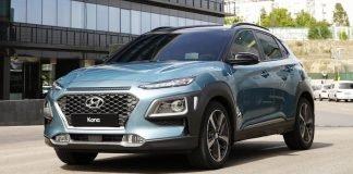 Hyundai Kona electric in India