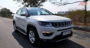 Jeep Compass Automatic motion1
