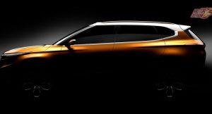 Kia SP Concept SUV 1