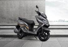 Suzuki Burgman India 125 2