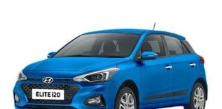Hyundai Elite i20 2018