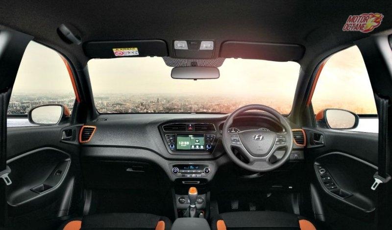 2018 Hyundai Elite i20 interior 1