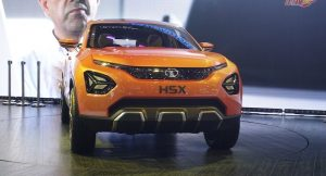 Tata H5X Front