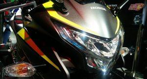2018 Honda CBR 250R headlamp