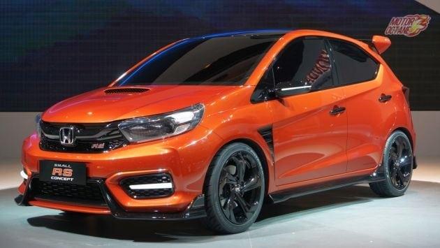 2019 Honda Brio concept 1