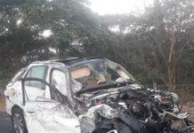 Mercedes-Benz accident 2