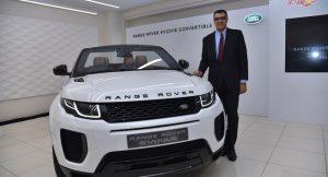 Range Rover Evoque Convertible