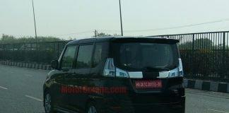 Wagon R 7 seater