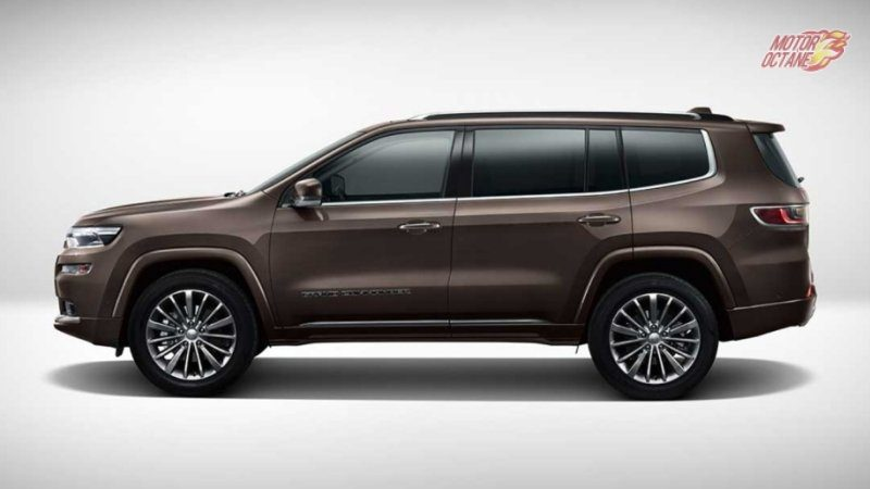 Jeep Grand Commander Planned For India Price