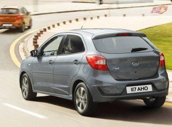Ford Figo 2019 rear