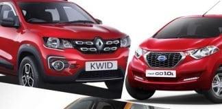 Best Automatic Cars under 6 lakhs