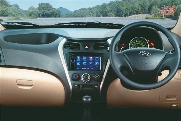 Hyundai Eon 2019