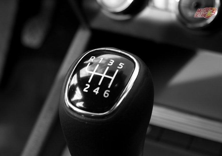 Ciaz 2018 six speed gearbox