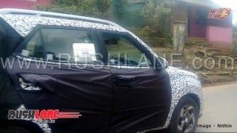 Hyundai Carlino Testing 2