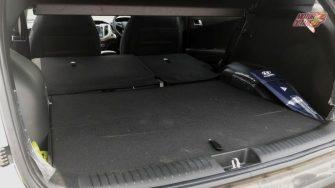 2018 Hyundai Creta - Seats Folded
