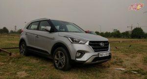 2018 Hyundai Creta Side