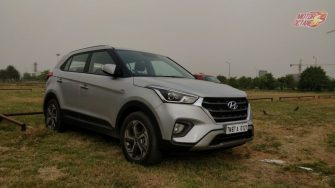 2018 Hyundai Creta Side