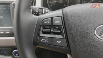2019 Hyundai Creta - Volume - Phone Controls