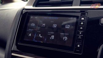 Honda Jazz 2018 Android Auto