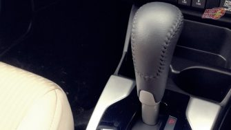 Honda Jazz 2018 auto gear