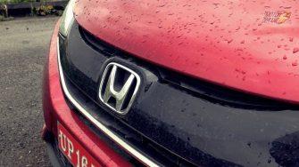 Honda Jazz 2018 front grille