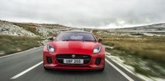 Jaguar-F-Type-Four-Cylinder-Front