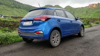 i20 rear three quaters