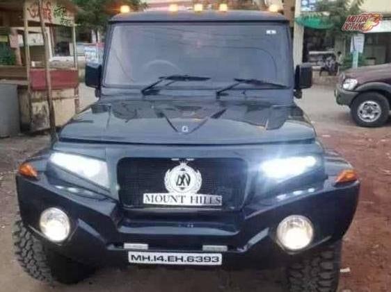 Top 5 Modified Mahindra Bolero MotorOctane