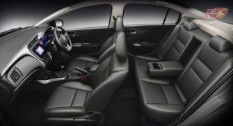 Honda City 2019 interiors