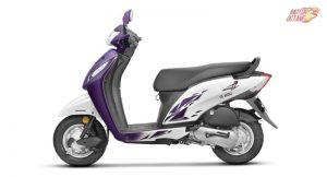 Honda Activa i BS6