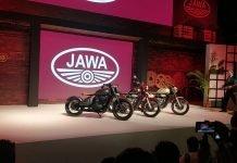Jawa Motorcycles Launched