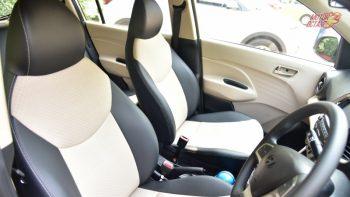 Hyundai Santro 2018 front seats