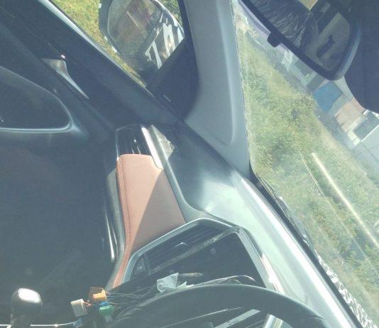 MG India SUV Interior 1