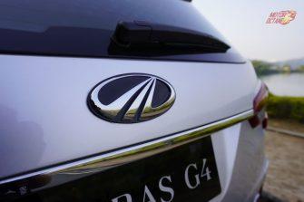 Alturas G4 logo Mahindra