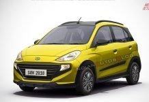 Hyundai-Santro-Cross-Rendering