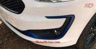 2019 Ford Figo Blu